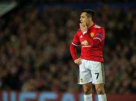 Alexis Sánchez faz parte dos planos do Manchester United. EFE/Arquivo
