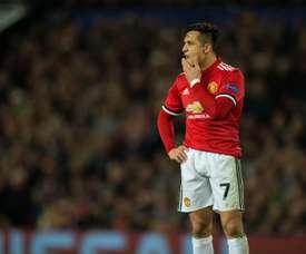 Alexis Sánchez poderá estar de saída do Manchester United. EFE