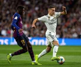 Arsenal deverá apresentar proposta por Lucas Vázquez. EFE