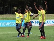Colombia ya prepara a fondo el Mundial Sub 20. EFE