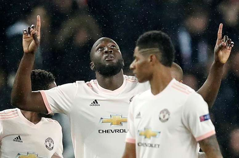 Lukaku strongly hinted at a desire to move to Inter Milan. EFE