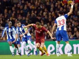 Herrera acredita numa reviravolta no encontro da Champions. EFE
