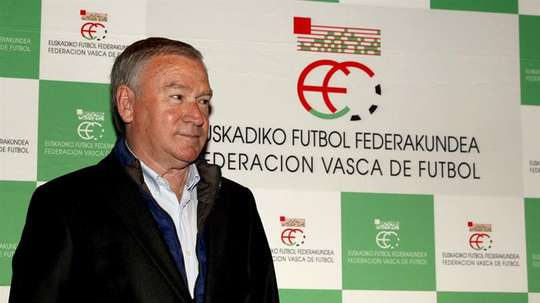 Clemente would like to see Basque Country play Spain in Bilbao prior to the Euros. EFE