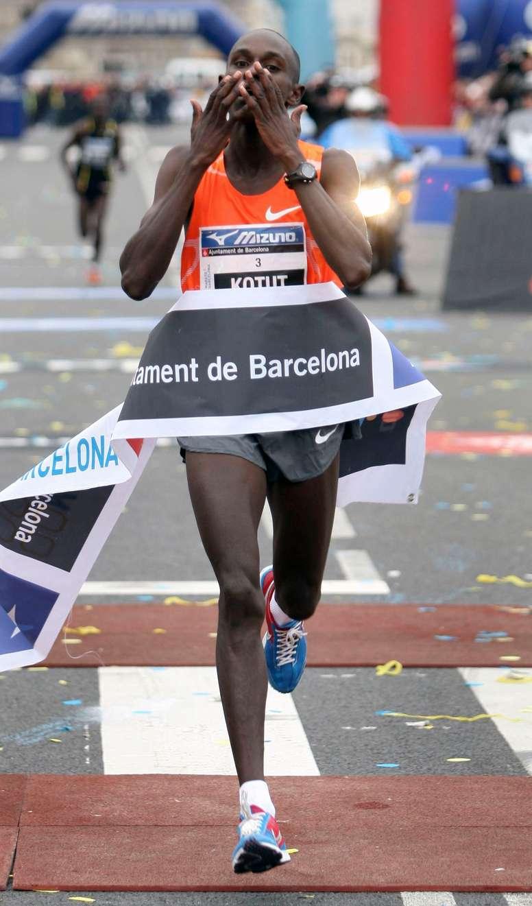 Circuito Jackson : El keniano jackson kotut atacará su propio récord sobre un renovado