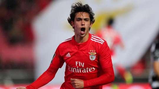 João Félix reforça Atlético de Madrid. EFE/Arquivo