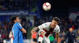 Musto jugó tres años y medio en Rosario. EFE