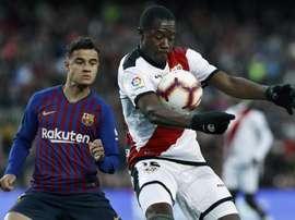 Coutinho pode fazer as malas e deixar o Barcelona. EFE
