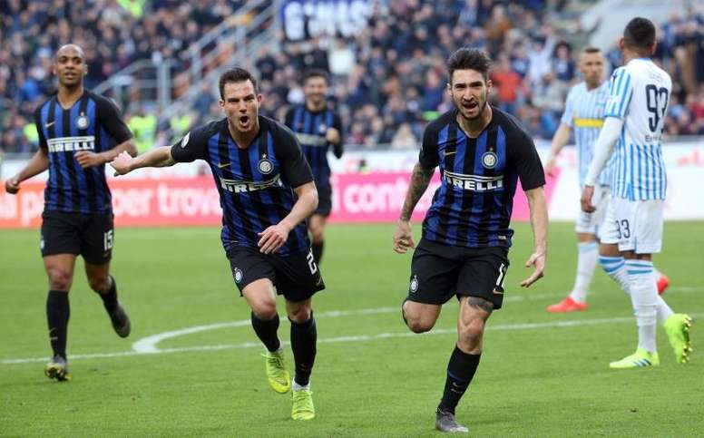 Italy Take For Granted That Inter Will Buy Politano Besoccer