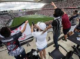 Corinthians y Sao Paulo completan las semifinales del Paulista. EFE
