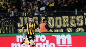 Peñarol volvió a ganar, esta vez en casa. EFE/Archivo