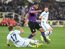 Gran segunda mitad de temporada de Muriel en la Fiorentina. EFE
