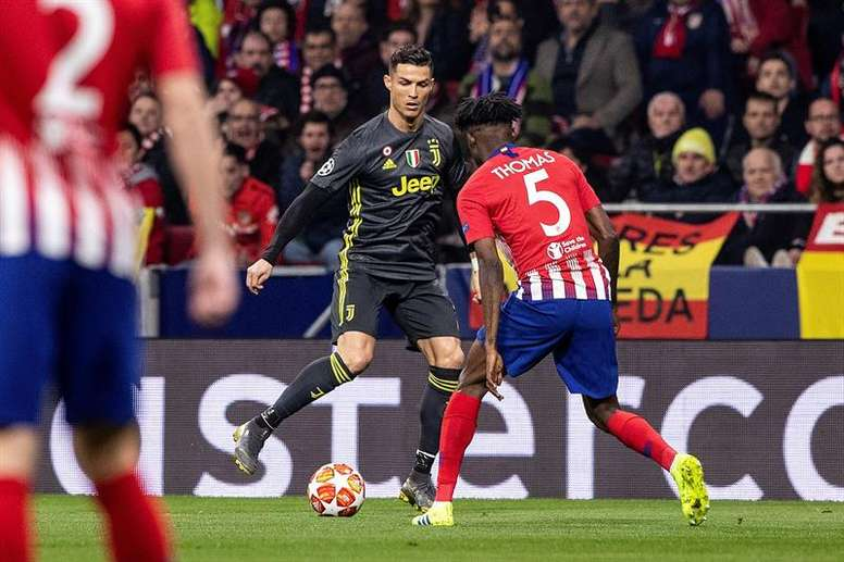 Juventus v Atletico Madrid: Preview and possible line-ups. EFE