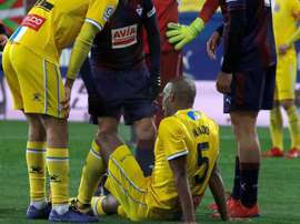 Naldo tuvo un partido completo ante el Athletic. EFE