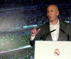 Zidane est de retour. EFE