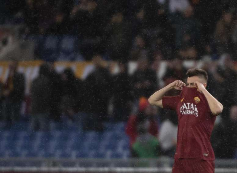 Roma will not play in the ICC this summer. EFE/Archivo