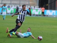De cara a la Copa Libertadores. EFE