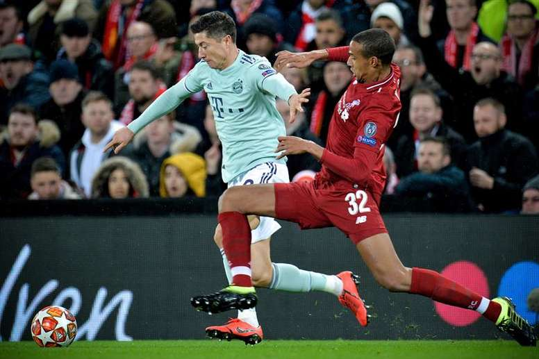 Bayern Munich v Liverpool: Preview and possible line-ups. EFE