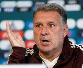 Martino garante que o Porto está a mentir no caso Corona. EFE