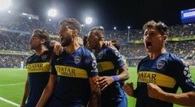 Boca, a la Libertadores 2020. EFE