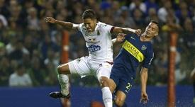 Boca, Independiente y un trueque con seis jugadores de por medio. EFE
