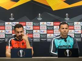 Mario Gaspar advierte del peligro del Zenit. EFE