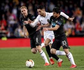 Krasnodar a refusé une offre de 20 millions du Borussia Dortmund pour Suleymanov. EFE