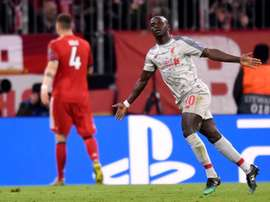 Bayern are targeting Mané this summer. EFE