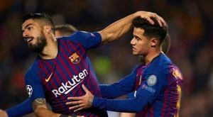 Le Barça perd ses buteurs pour la finale. EFE