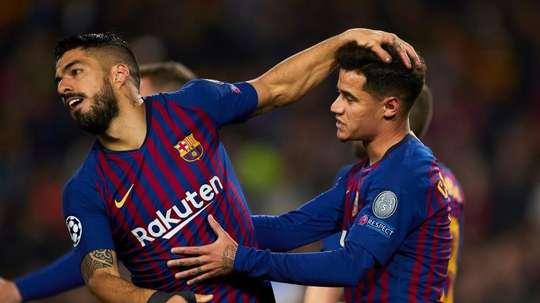 Coutinho aurait un avenir assuré au Barça. EFE