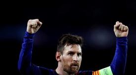 ¿De qué formas no ha marcado aún Messi? EFE