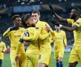 El Chelsea quiere seguir con su ritmo triunfal. EFE