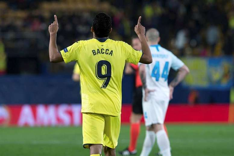 Carlos Bacca prochainement à l'América ? EFE