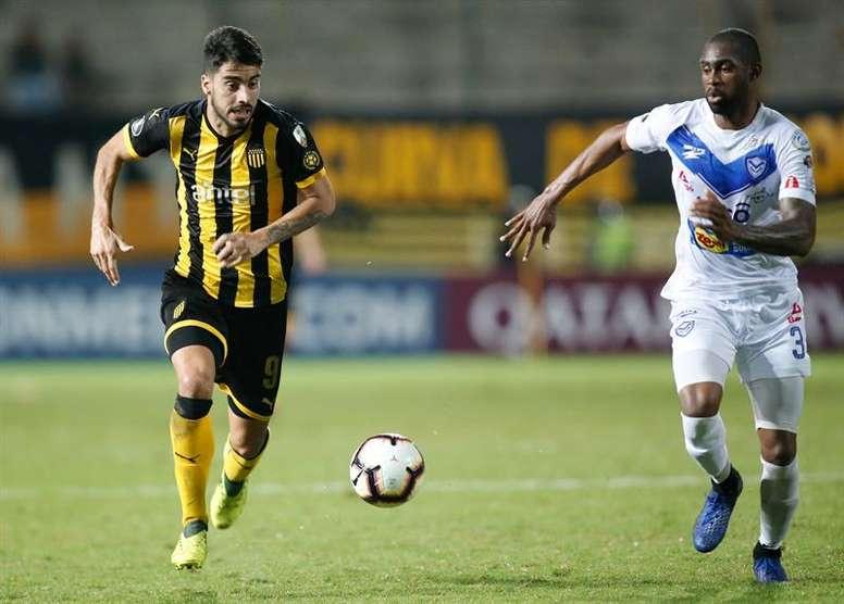 Llegan tras una goleada en la Libertadores. EFE