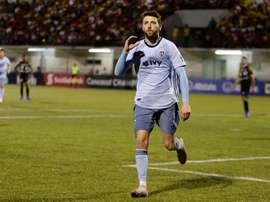 Sporting elimina al CAI y se cita en semifinales con el Monterrey. EFE