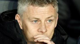 Solskjaer ne pourra pas compter sur le Chilien pour la FA Cup. EFE