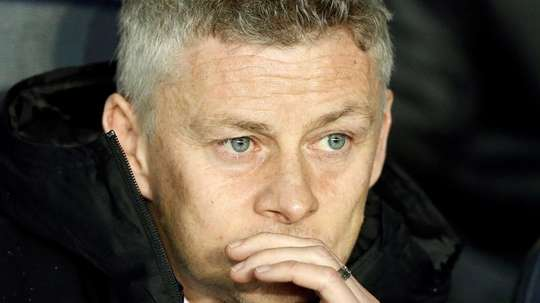 Solskjaer will be without the Chilean for the FA Cup clash. EFE