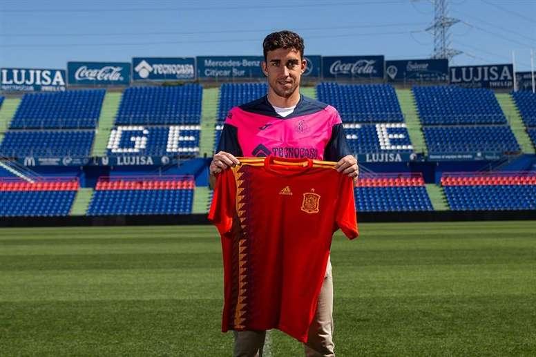 Jaime Mata confesó que ni en sus mejores sueños pensaba ir con la Selección. EFE