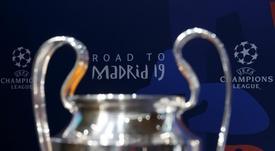 UEFA y ECA ya estudian las modificaciones de las competiciones europeas. EFE