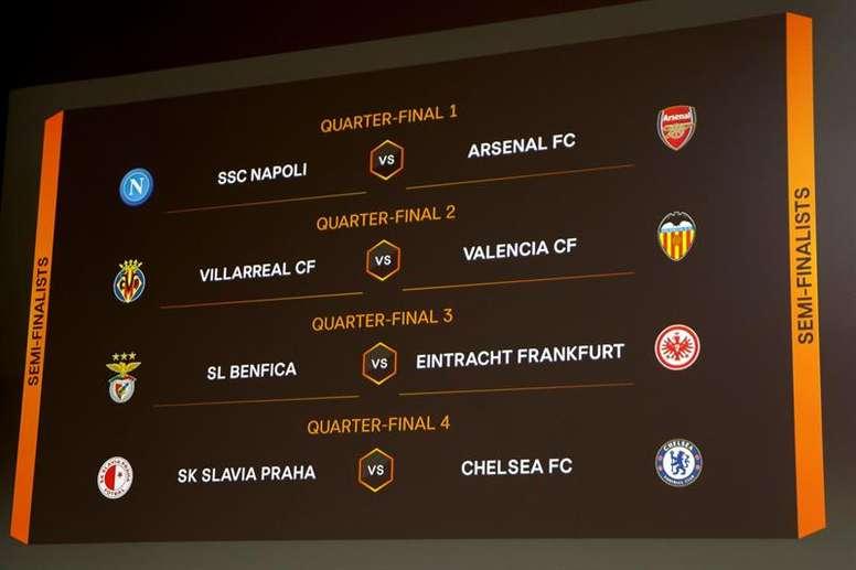 Calleja, ambicioso con la Europa League. EFE