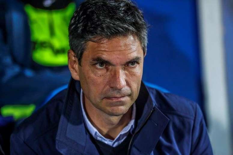 Pellegrino no se cortó a la hora de criticar el partido de su equipo. EFE/Archivo