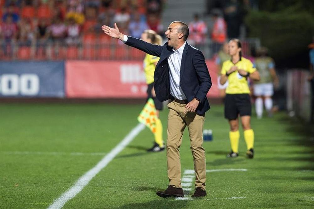 El Atleti se enfrenta al Levante en la gran final de la Supercopa. EFE