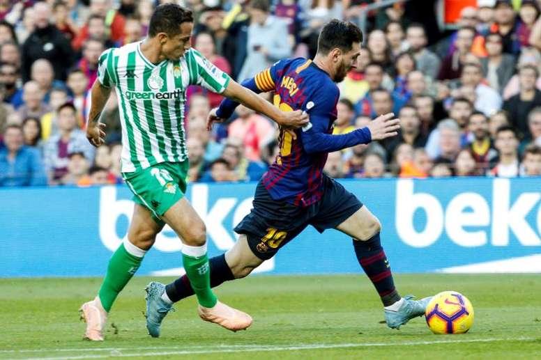 ¿Habrá revancha del Barça en el Villamarín? EFE