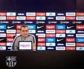 Valverde admitiu ter ajudado Coutinho. EFE