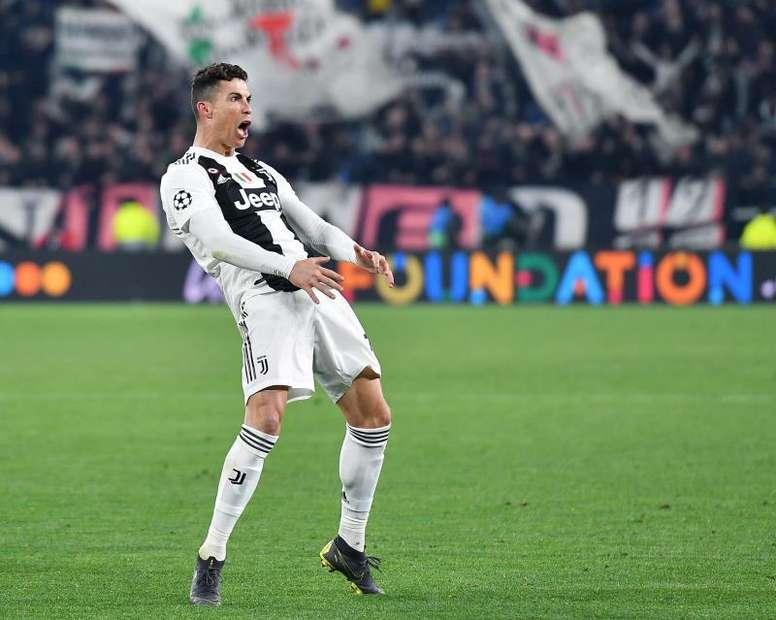 Ronaldo has been under the spotlight recently. EFE