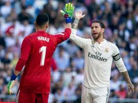 Real Madrid hope to win the last 10 games. EFE