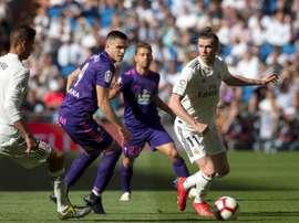 Possible line-ups for Celta Vigo v Real Madrid. EFE