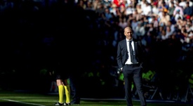 Zidane a expliqué les changements. EFE