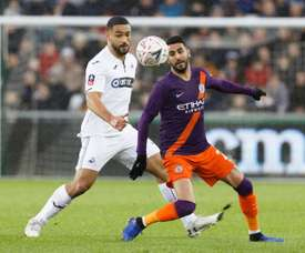 Tottenham will sell Carter-Vickers. EFE