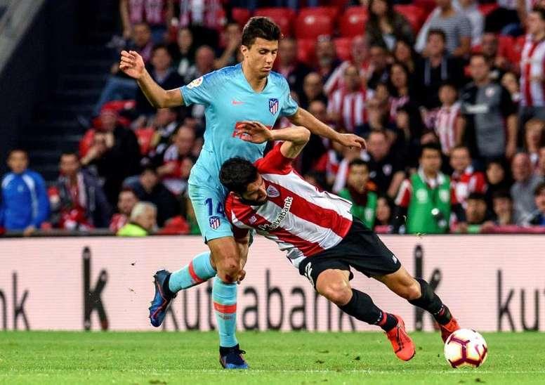Rodrigo no estará ante el Alavés. EFE