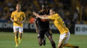 Rodríguez firma el triunfo de Houston Dynamo. EFE